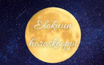 Elokuun 2020 horoskooppi