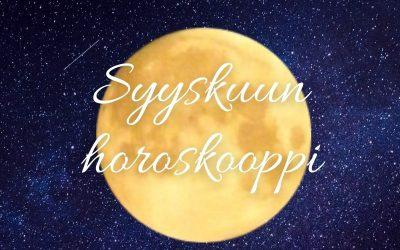 Horoskooppi Syyskuu